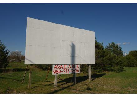 Vacant Lot w/Billboard