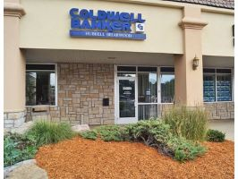 Coldwell Banker Commercial Hubbell Briarwood logo