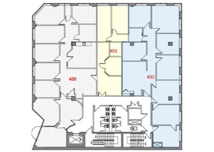 PLAN - 4e etage - 2020