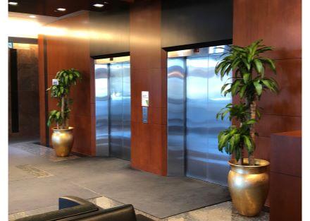 ascenseur vue