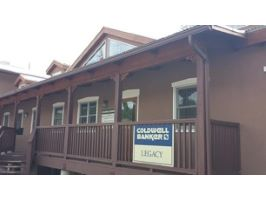Coldwell Banker Commercial Legacy logo