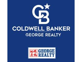 Coldwell Banker Commercial George Realty logo