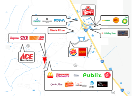 001 RB Retail Map