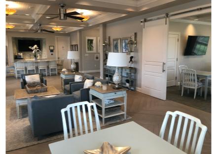 Markland Clubhouse Interior