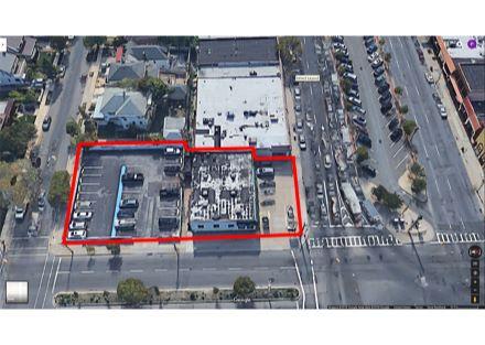 parcel & Adjacent Municipal Parking