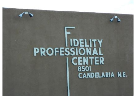 FIDELITY PROFESSIONAL CENTER