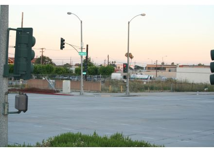 Signalized Corner of Sierra Madre Blvd and Altadena Drive