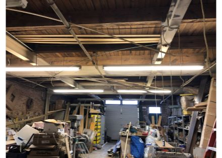 First Floor Warehouse