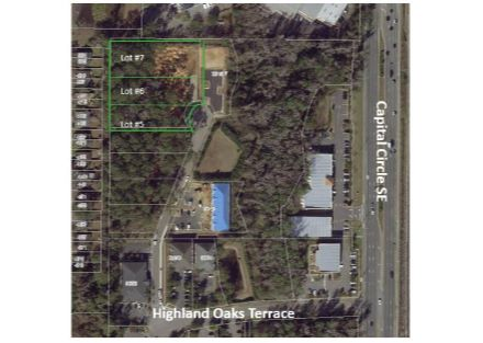 highland oak lots 5 6 7