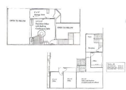 Floor Plan Unit 3