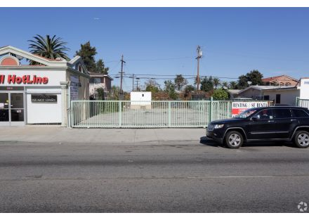 3113 E Imperial Highway Front Gate