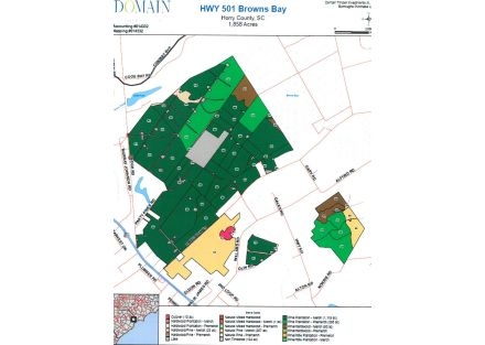 1858 Acres Hwy 501 Browns Bay