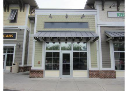 Unit A2 Storefront