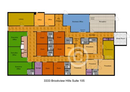 Brookview Hills Floorplan2019