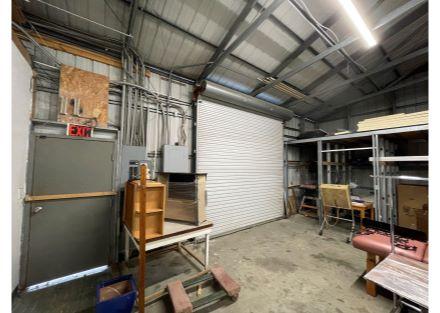 Back Warehouse Area