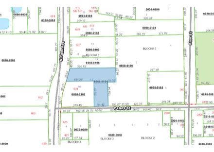 map of property-1