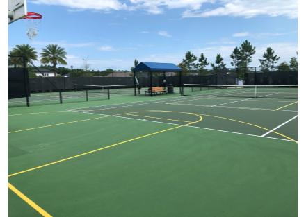 Markland Tennis Courts