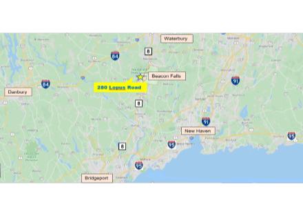 Aerial Map_280 Lopus Rd, Beacon Falls