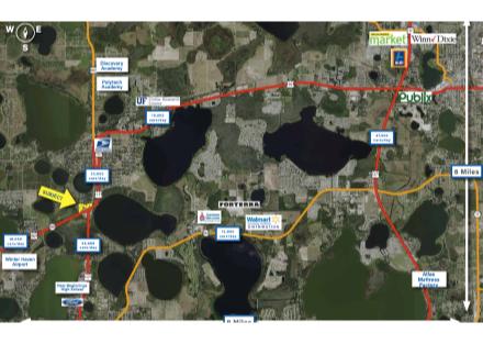 Retailer Map Lake Alfred