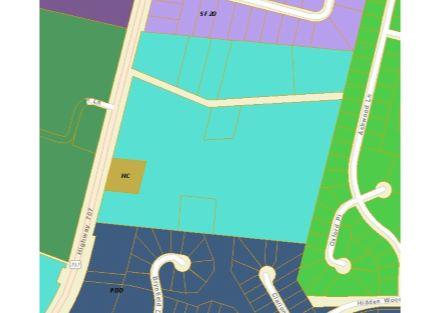 CFA Zoning Map Info