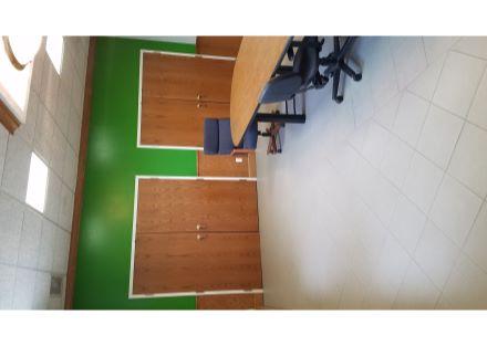 Boardroom Storage Closets