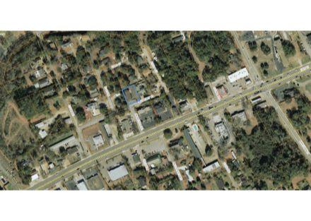 aerial location map