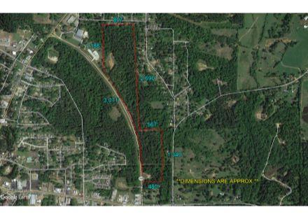 Loop 485 - 51 Acres Aerial