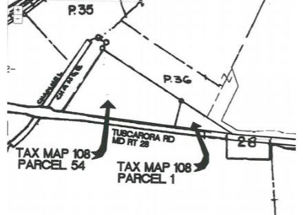 4220 Tuscarora Rd Tax Map