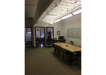 Suite 350 - 192 South - Open Area Craftsman Space