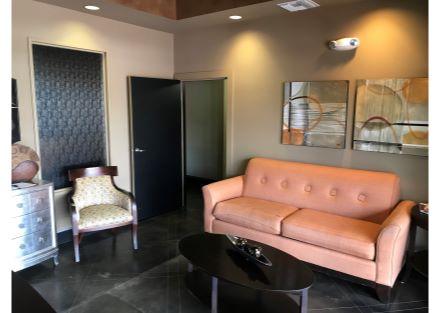 shared reception area