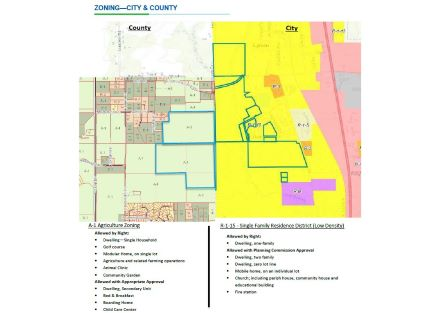 Zoning County and City