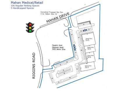 2459 MAHAN SITE PLAN