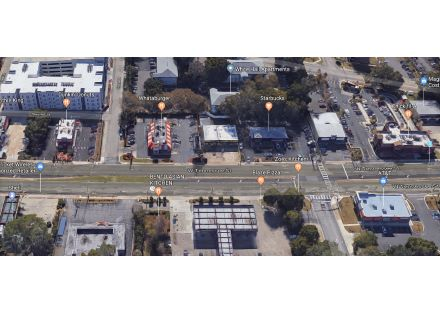 1705 w tennessee street aerial