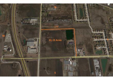 1771 Joe Orr 33 acre overview