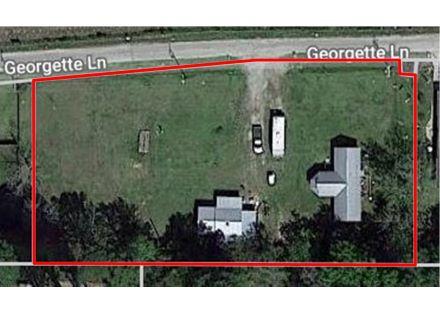 3240 Georgette Ln. Aerial