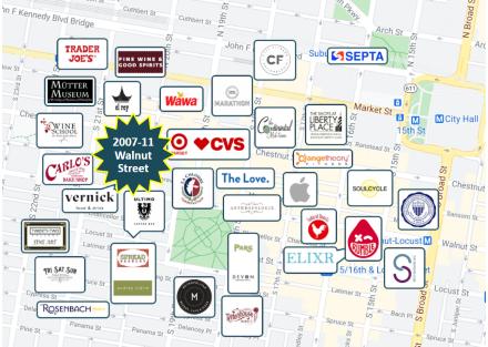 retail map