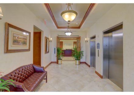 Berkley photo lobby