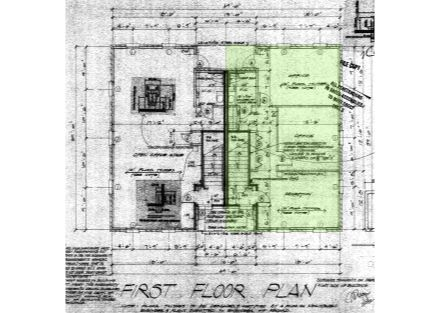 2937 kerry forest first floor plans B1