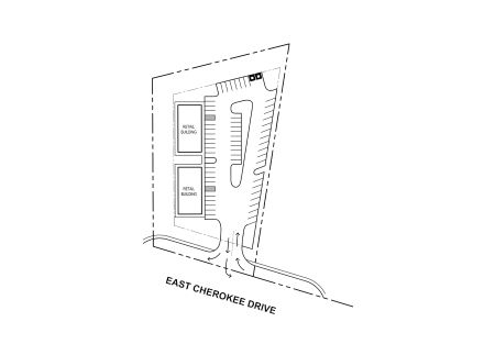 East Cherokee Dr - Retail Site