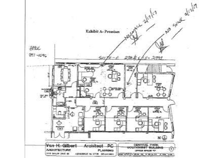 924 Park Suite E Floor Plan