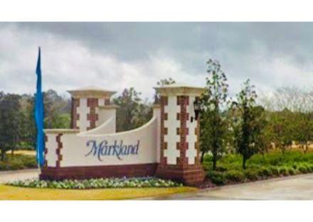 Markland Front Entrance