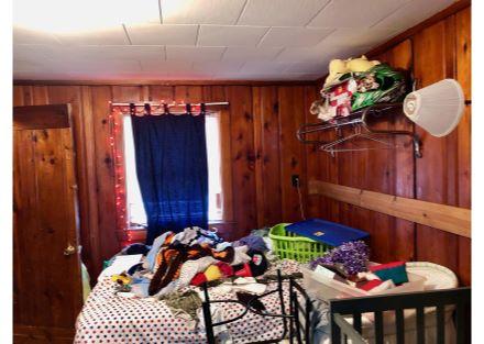 Motel Unit 2 - Bedroom