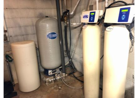 Rented Water Conditioning System for Mot