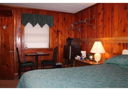 Motel Unit 2A Interior