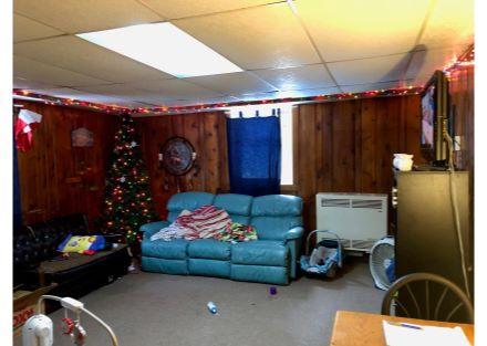 Motel Unit 2 - Living Room