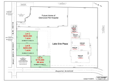 2323 W 38th Available Lots
