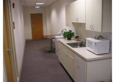 Shared Breakroom