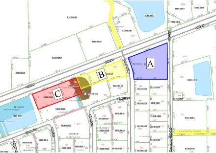 map of properties - 1