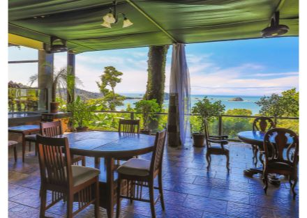 Luxury Ocean View Boutique Hotel Located Minutes from Manuel Antonio