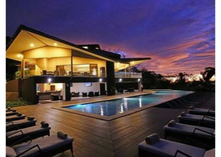 Four star beachfront resort for sale